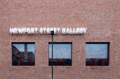 Newport Street Gallery premio Stirling 2016